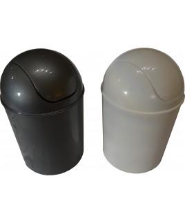 Kôš odpadkový 7L plastový okrúhly