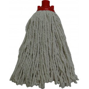 Mop strapcový 250 gr. biely bavlnený