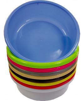 Lavór okrúhly plastový Fmix