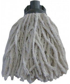 Mop strapcový 140 gr. biely bavlnený