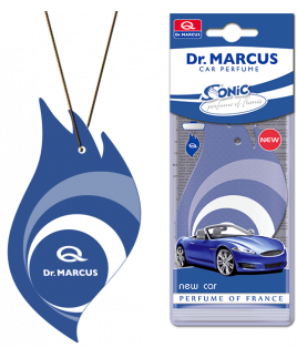 DR.MARCUS SONIC new car