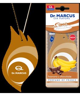 DR.MARCUS SONIC banán a čokoláda