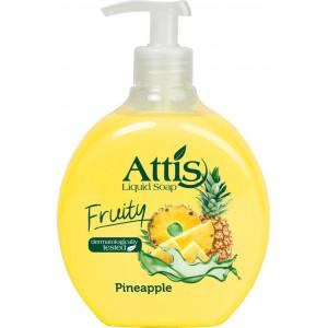 Attis tekuté mydlo s dávkovačom 500ml ananás