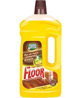 Floor prípravok na drevené podlahy 1L citrón