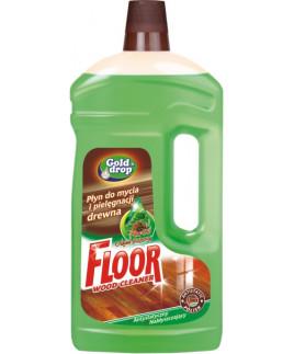 Floor prípravok na drevené podlahy 1L les