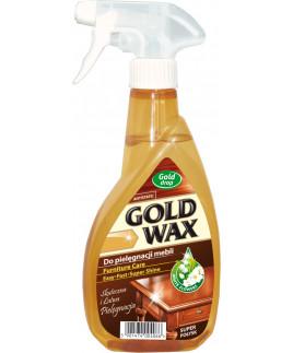 Gold Wax rozprašovač na nábytok 400ml