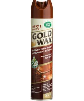 Gold Wax spray na nábytok 300ml classic