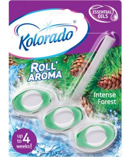 WC košík Roll Aroma borovica