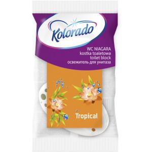 WC kocka s košíkom tropical Niagara