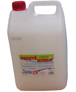 Tekuté mydlo GAIL biele s antibakt. prísadou