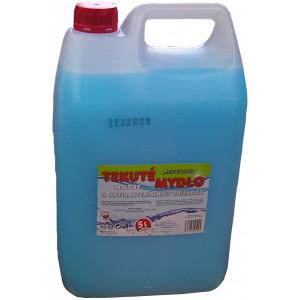 Tekuté mydlo GAIL modré s antibakt. prísadou