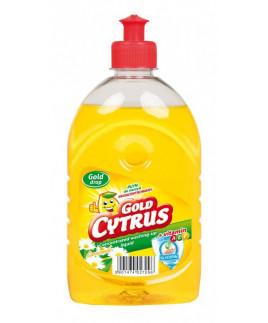 Gold citrus na riad 500ml harmanček