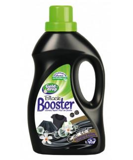 Booster tekutý prášok 1L black