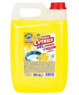 Gold citrus STRONG na riad 5L citrón