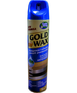 Gold Wax spray na nábytok 300ml antistatic