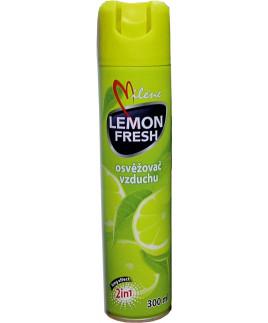 Osviežovač Miléne 300ml citrón