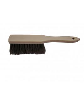 Metlička drevená s 50% prírodným vlasom krátka