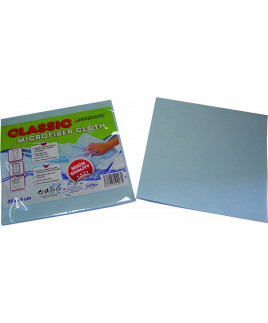 Mikroutierka Klasik 35x35 cm modrá balená