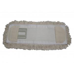 Mop kapsový úchyt Blizard 40 cm bavlnený