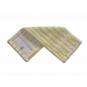 Mop kapsový Microborsten žltý 50 cm