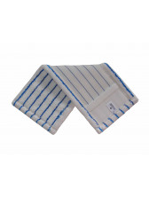 Mop kapsový Microborsten modrý 40 cm