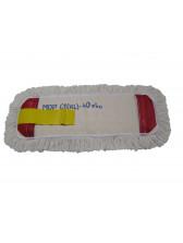 Mop kapsový úchyt Claro 40 cm bavlnený