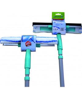 Mop náhradný na stierku 31cm s teles.tyčou 150 cm