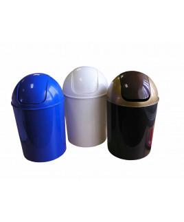 Kôš odpadkový 15L plastový okrúhly