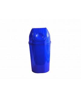 Kôš odpadkový 50 L plastový hranatý