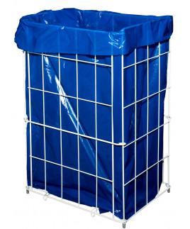 Kôš odpadkový 60 L drôtený skladací