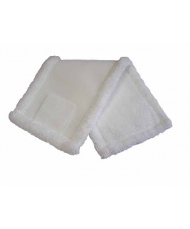 Mop FIX Micro soft 40 cm biely