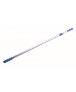Tyč hliníková 2x80 cm s adap. z 22 mm na 23,5 mm