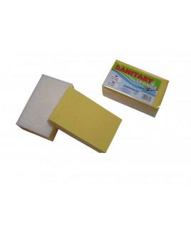 Špongia hygienická 11,5 x 7 x 4 cm