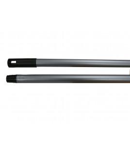 Tyč Klasik 120cm strieborná so závitom